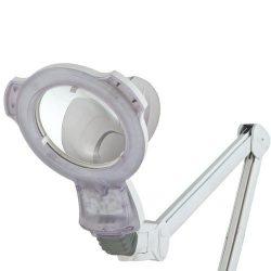 Nagyítós LED-es lámpa fényerősség szabályozóval /201006LED/