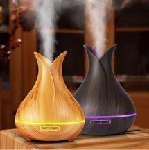 MYLIKE Aromaterápiás Diffúzor - XL - Tulipán Több színben 400 ml.