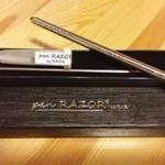 Hajtetováló toll/Penrazor