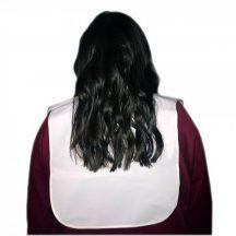 Hair Tools - Hajvágó gallér hosszú hajhoz (Fehér)