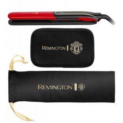 Remington S6755 Sleek & Curl Expert hajsimító - Manchester United Edition