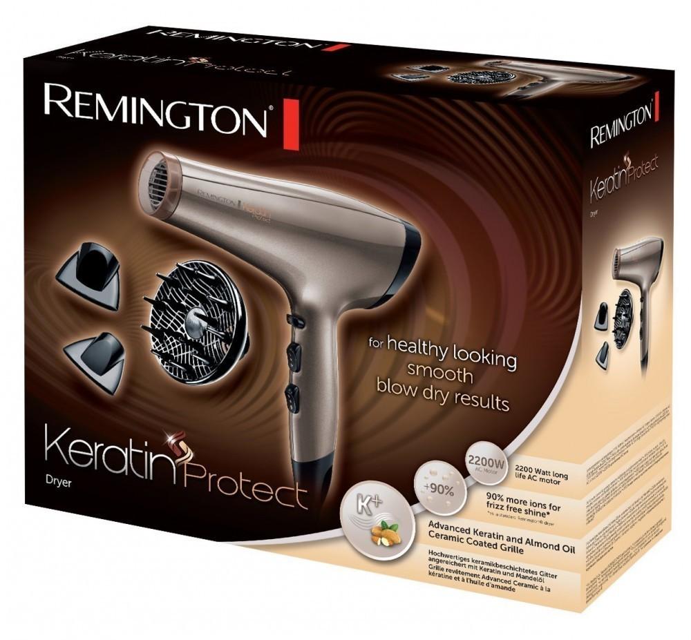 Remington AC8002 Keratin Protect hajszárító - Vikmarket 69ee1dd37b