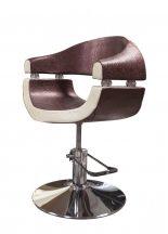Stella Purple collection SX-2107 Hidraulikus szék mályva-krém
