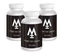 Magic Hair hajnövesztő kapszula Men /30db) Férfiaknak